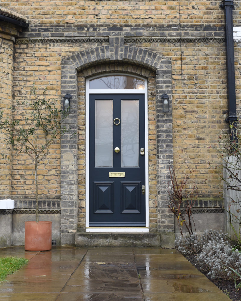SE21 - West Dulwich - Timber Sash Windows / Entry Door