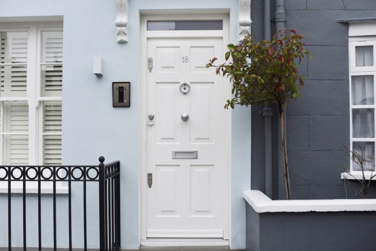 Chelsea Bespoke Timber Entry Door