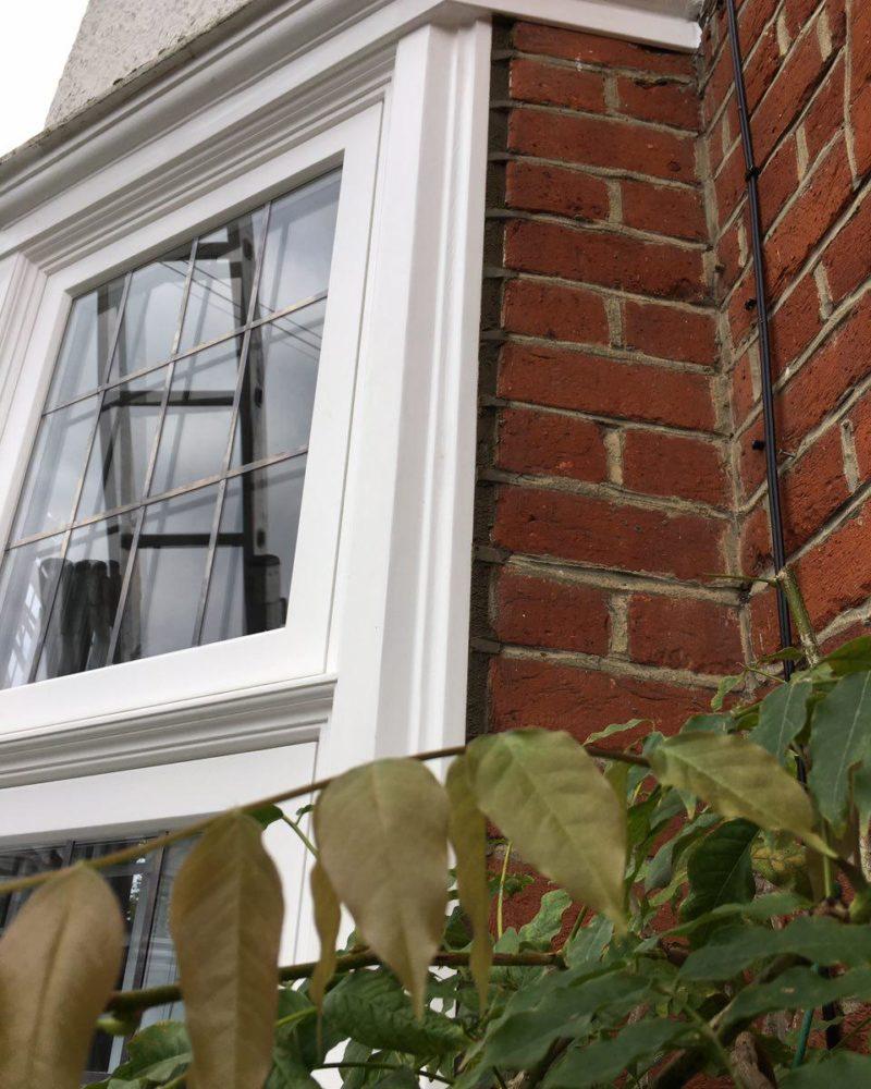 SW16 - Streatham - Leaded Casement Windows