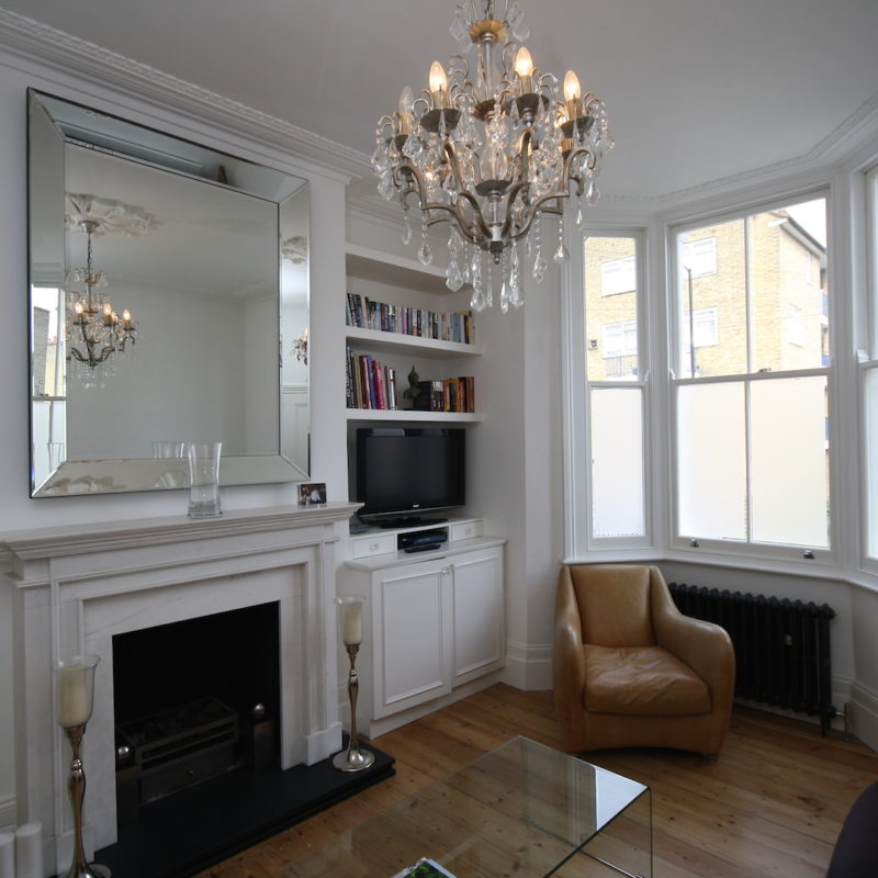 E9 - Hackney - Conservation Sash Windows and Doors