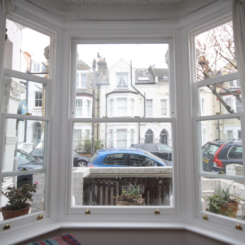 SW11 - Battersea Tenants - Timber Sash Windows and French Doors
