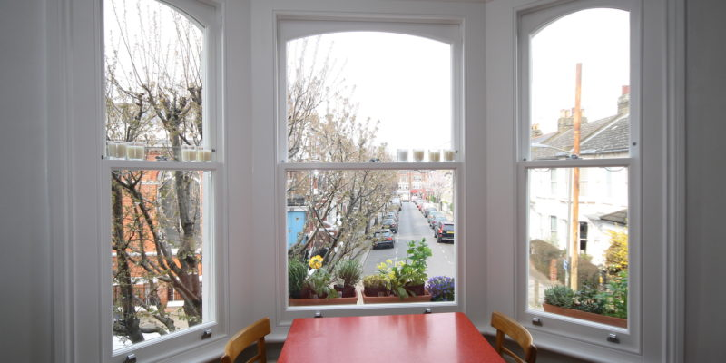 SW11 - Battersea Tenants - Timber Sash Windows